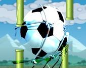 Летающий футбол