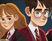 Гарри Поттер: Коллекция пазлов