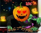 Путешествие на Хэллоуин