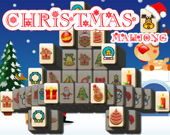Рождественский маджонг 2019 делюкс