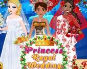 Королевская свадьба принцессы