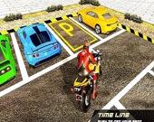 Парковка Мотоциклов 2019