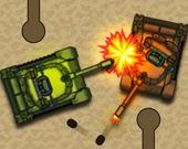Войны миниатюрных танков