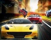Восстание гоночных автомобилей 3D