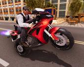 Экстремальное вождение на мотоцикле 3D