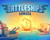 Армада военных кораблей