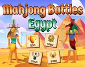 Битвы в маджонг. Египет