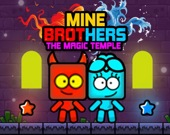 Братья Майн в магическом храме