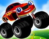 Монстр-грузовик: игра на память