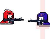 Разборка с ружьями