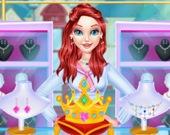 Дизайнер украшений для принцессы
