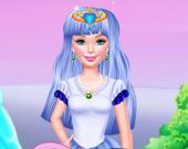 Принцесса Бонни: Прически