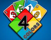 4 цвета