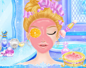 Салон красоты для принцессы