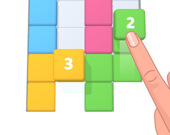 Стек блоки 3D