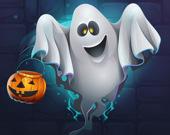 Жуткие призраки: Пазл