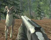 Охотник на бешеную козу