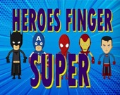 Пальчиковые супер-герои