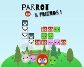 Попугай и его друзья