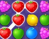 Мармеладные фрукты