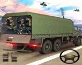 Симулятор грузовика армии США