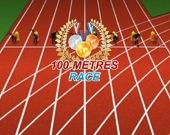 100-метровая гонка