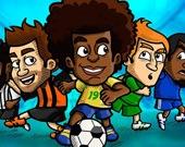 Порхающий футбол