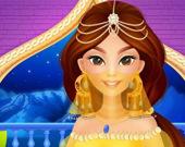 Арабская принцесса: игра-одевалка