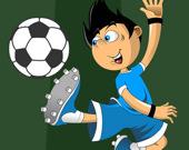 Звезды футбола: игра-головоломка