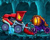 Car Eats Car: Приключение В Подземелье