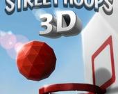 Уличные кольца 3D