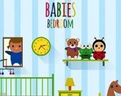 Найдите отличия: Комната малыша