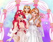 Принцессы: Свадебное преображение