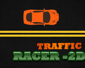Трафик гонщик 2D