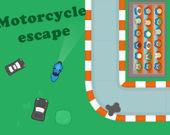 Побег на мотоцикле