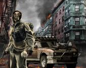 Мой зомби апокалипсис на колёсах