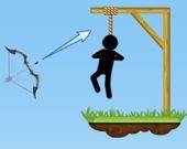 Мастер лука: Переруби веревку