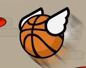 Летающий мяч: баскетбольные броски 2021