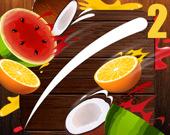 Нарежьте фрукты 2