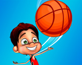 Баскетбольный чувак