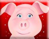 Говорящая свинка Мими