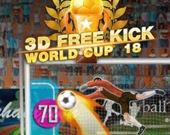 Чемпионат Мира 18: Свободный удар 3D