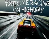 Гонки на Автомагистрали 3D