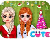Принцессы: К Рождеству готовы!