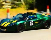 Скоростные автомобили - Пазл