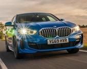 BMW: Великобритания Паззл