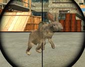 Стрелок по кроликам
