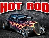 Hot Rod - Пазл