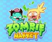 Зомби в магазине