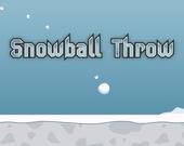 Бросай снежки